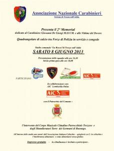Volantino definitivo 2° Memorial- 2013