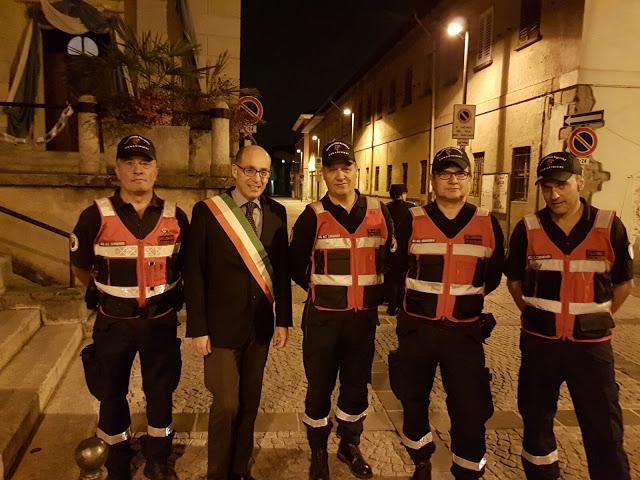 Colnago - frazzione di Cornate d'Adda. sabato 1 ottobre 2016, ore 20,30 processione per le vie della frazione.